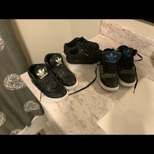 Adidas,Vans,Nike bundle 10C